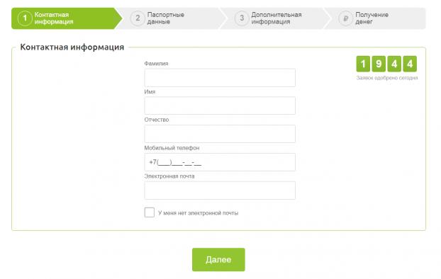 кредит наличными для пенсионеров в сбербанке россии