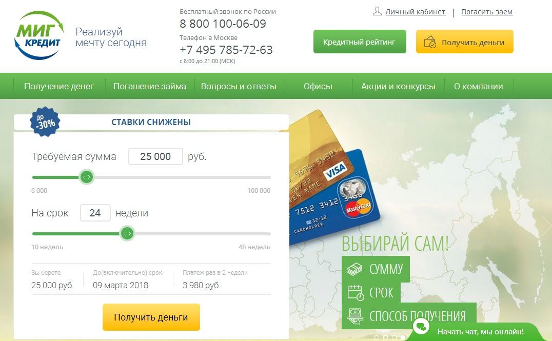Миг кредит онлайн погашение сколько инвестировать в памм
